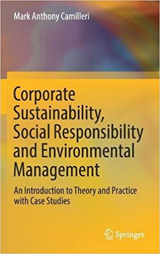 Corporate governance substantia mea about mark anthony camilleri the author of springers corporate sustainability social responsibility and environmental management fandeluxe Images